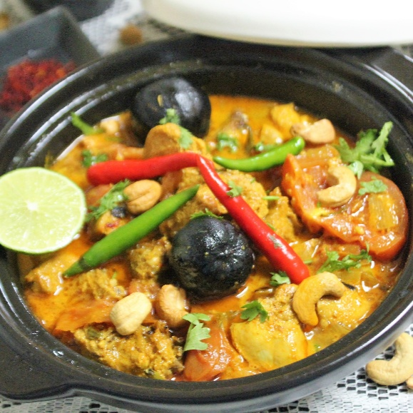 How to make Moroccan Chicken Tagine