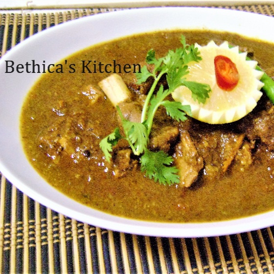 How to make Mangalorean Mutton Curry