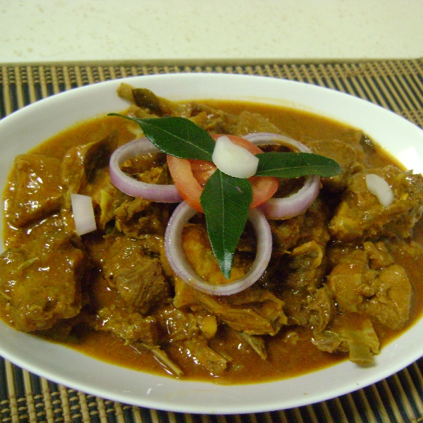 How to make Sri Lankan Mutton Curry