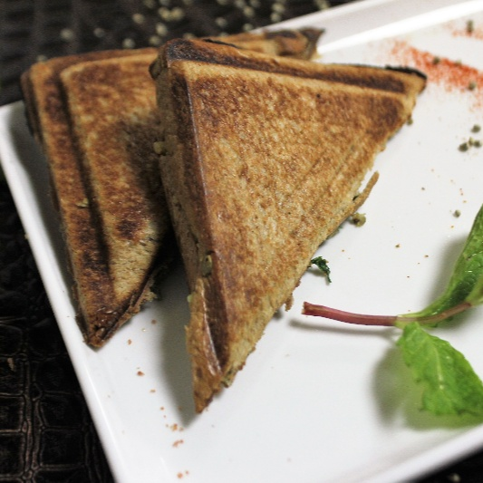 Photo of Stuffed Bajra Sandwich by Bethica Das at BetterButter
