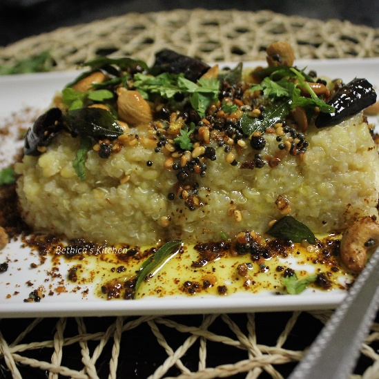 Photo of Quinoa Pongal by Bethica Das at BetterButter