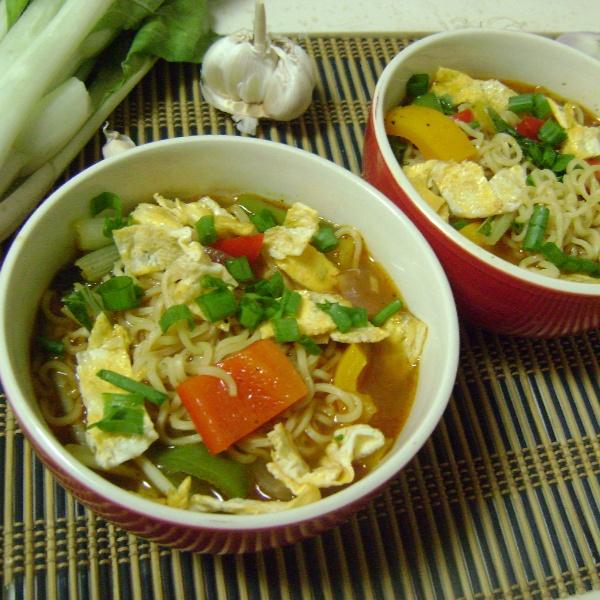 How to make Thukpa Noodle Soup