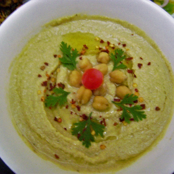 How to make Nutty Hummus