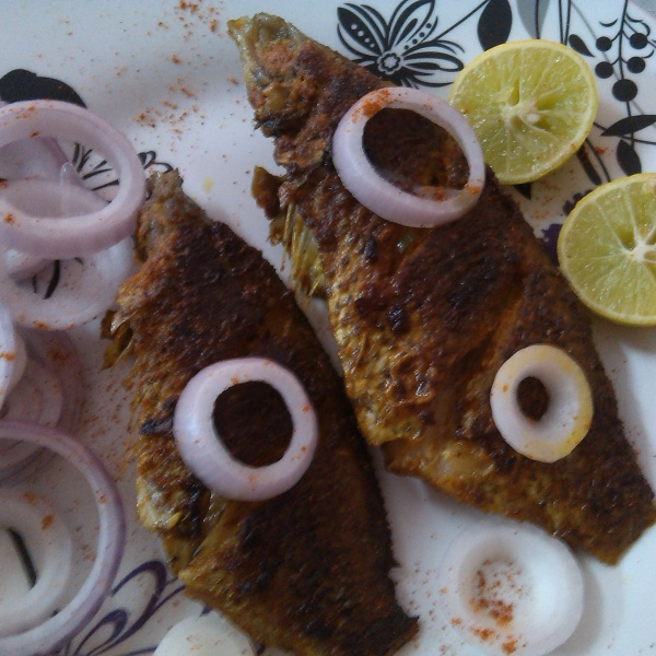 How to make Tilapia Fish Fry