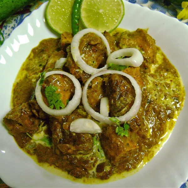 Photo of Chicken Raw Mango Masala by Bethica Das at BetterButter