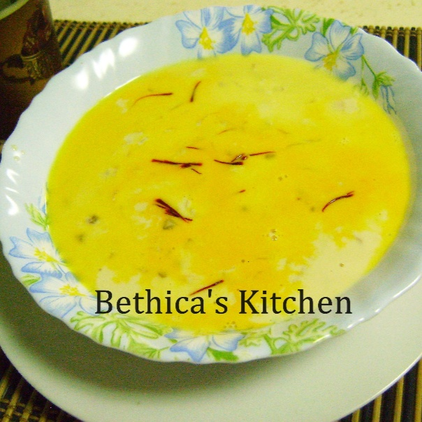 Photo of Cabbage Kheer / Payasam by Bethica Das at BetterButter