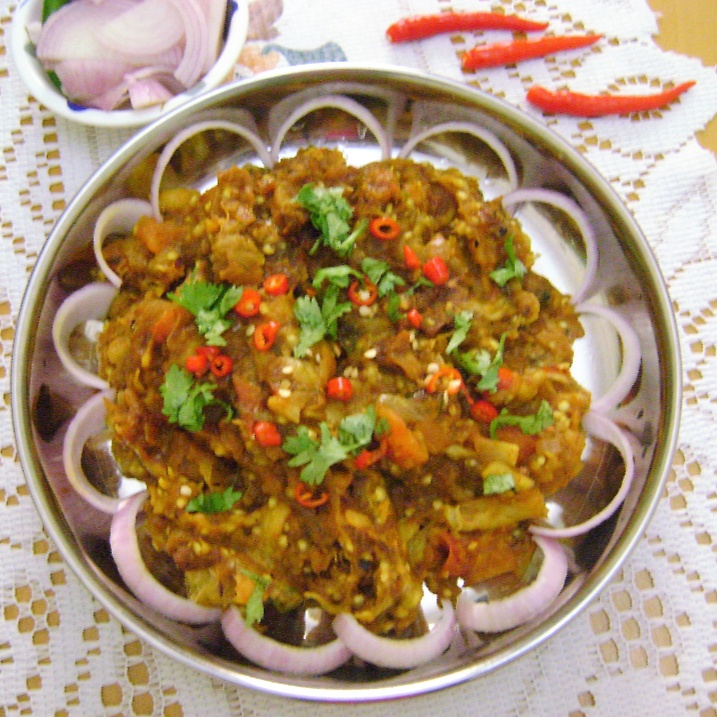 Photo of Baingan Bharta by Bethica Das at BetterButter