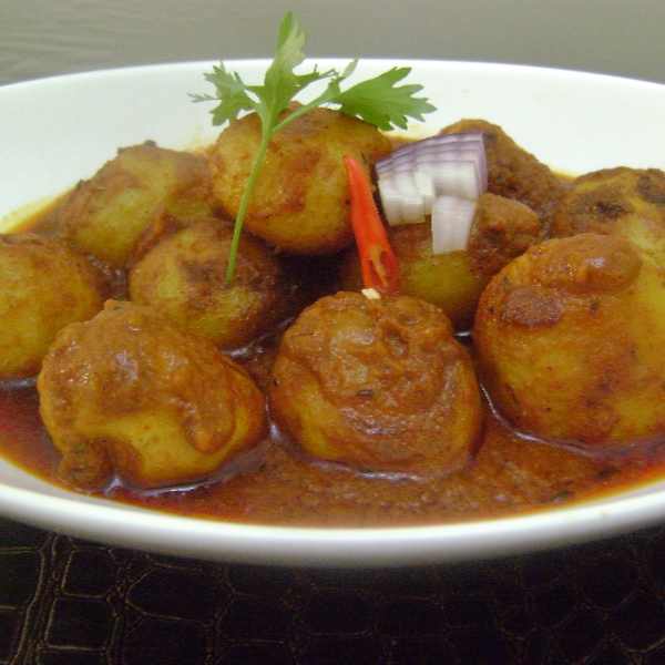 Photo of Bengali Aloo Dum by Bethica Das at BetterButter