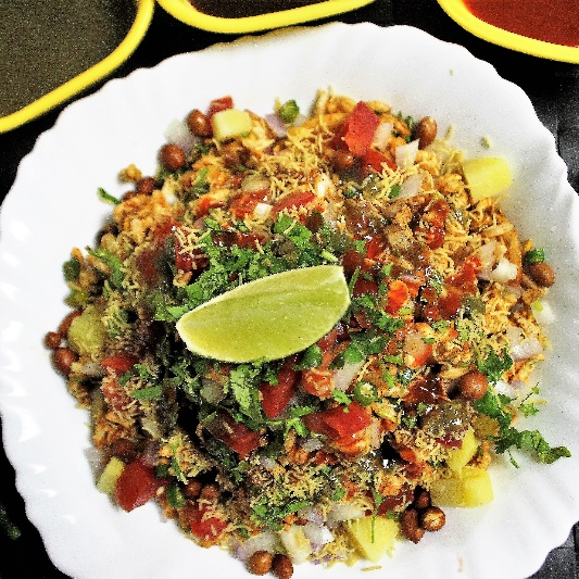 Photo of Bhel Puri (Mumbai style Street Snack) by Bethica Das at BetterButter