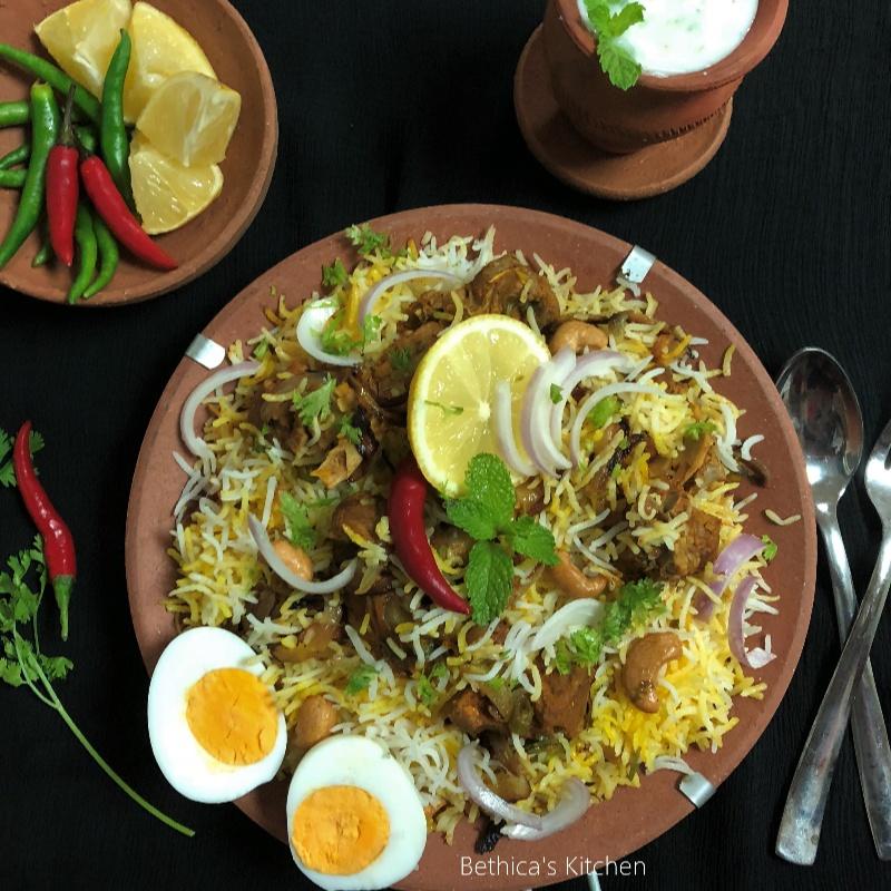 How to make Smoked Mutton Dum Biryani