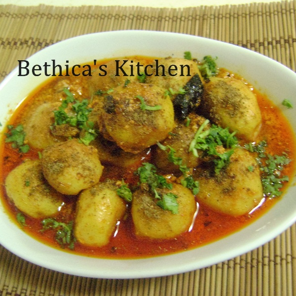 Photo of Kashmiri Dum Aloo by Bethica Das at BetterButter