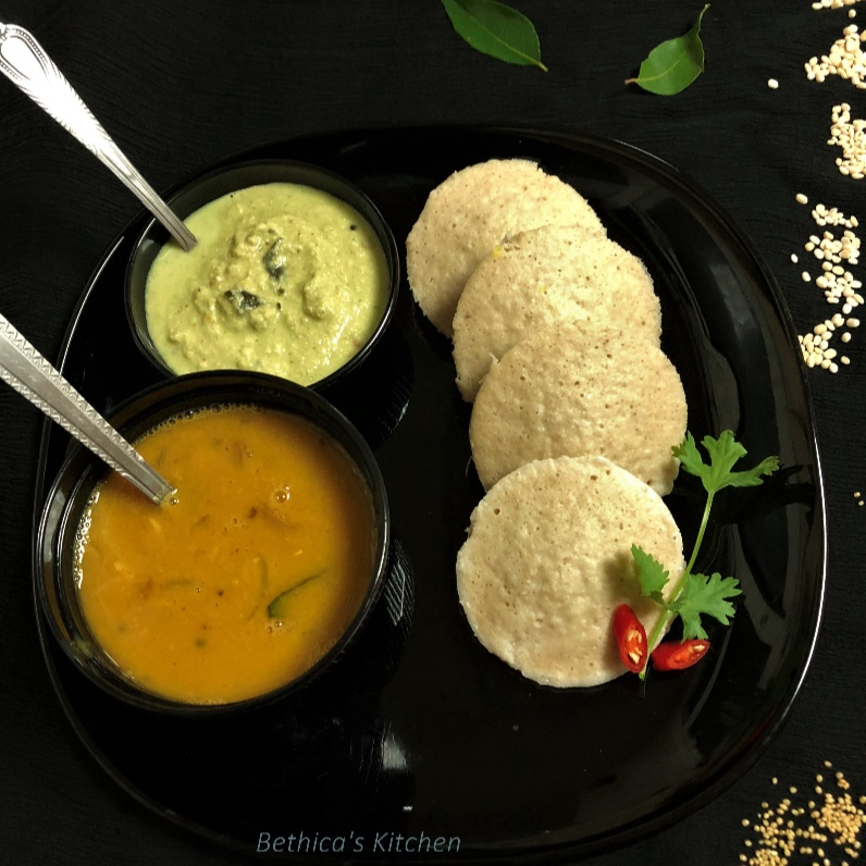 How to make Foxtail Millet Idli