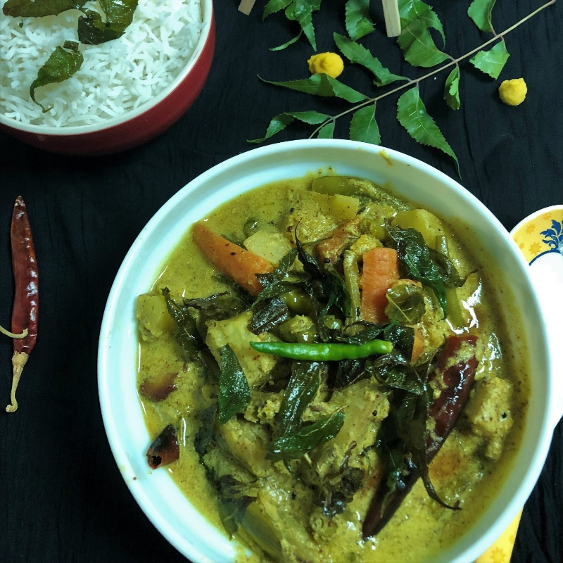 How to make Neem Shukto ( (Mixed Vegetable Curry with Neem Leaves - Bengali Style)