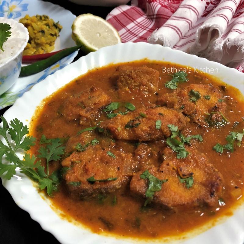 How to make Masor Tenga (Assamese Fish Curry)