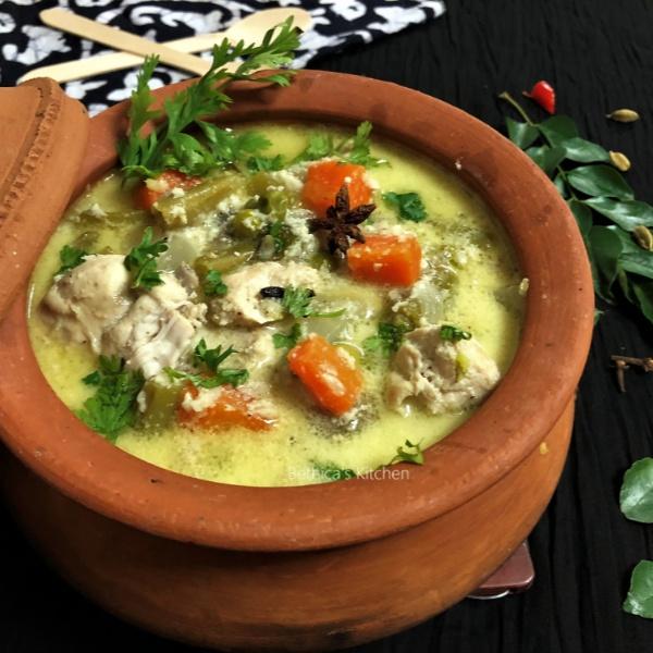 How to make Chicken Stew