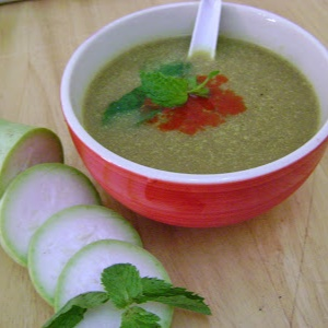 Photo of Bottle Gourd Soup by Bethica Das at BetterButter