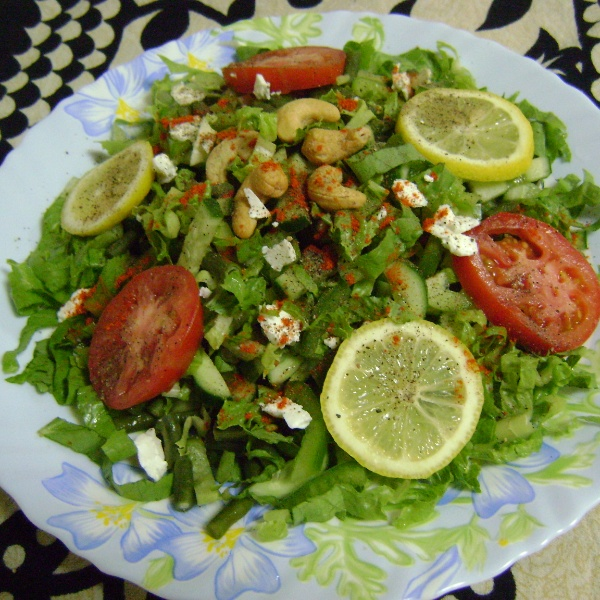 Photo of Green Salad by Bethica Das at BetterButter