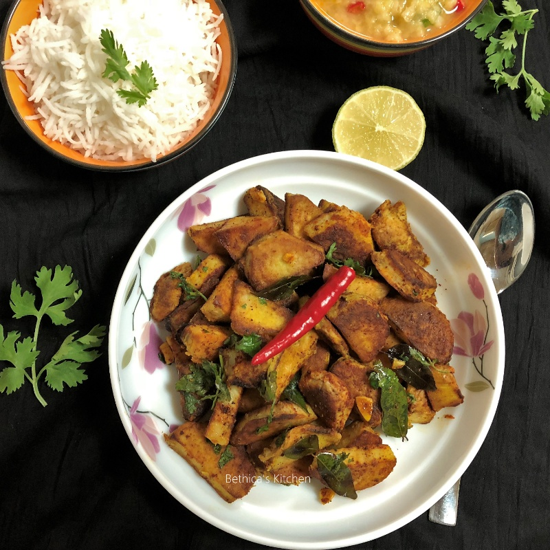 Photo of Ghee Arbi Roast by Bethica Das at BetterButter