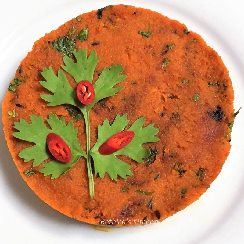 Photo of Carrot Chutney by Bethica Das at BetterButter