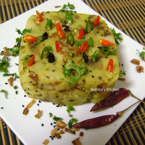 Photo of Aloo Makha (Mashed Potatoes) by Bethica Das at BetterButter