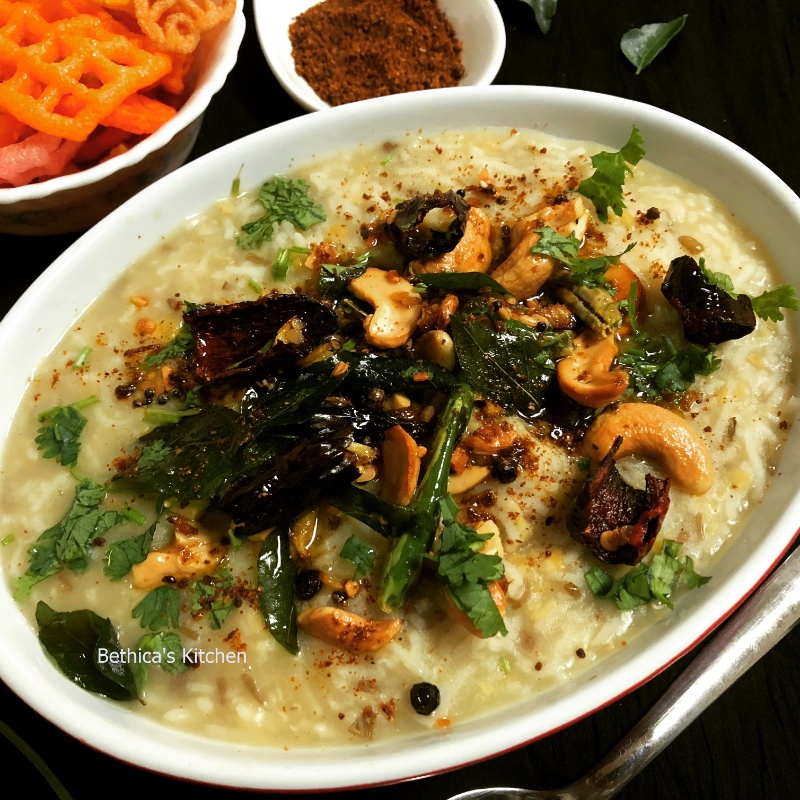 Photo of Mixed Dal Pongal by Bethica Das at BetterButter