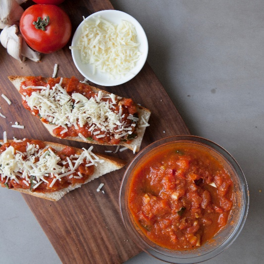 How to make Pizza / Pasta Sauce or Marinara Sauce