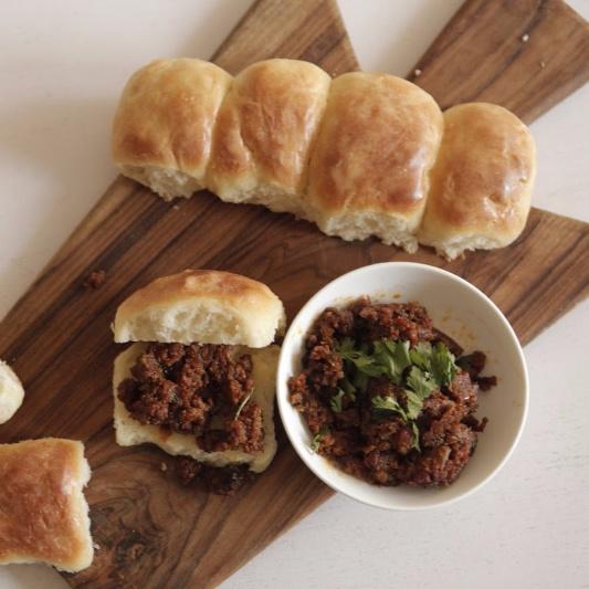 How to make Homemade Pav Buns