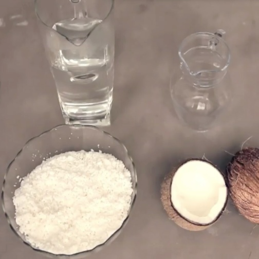 Photo of Home Made Coconut Milk by BetterButter Editorial at BetterButter