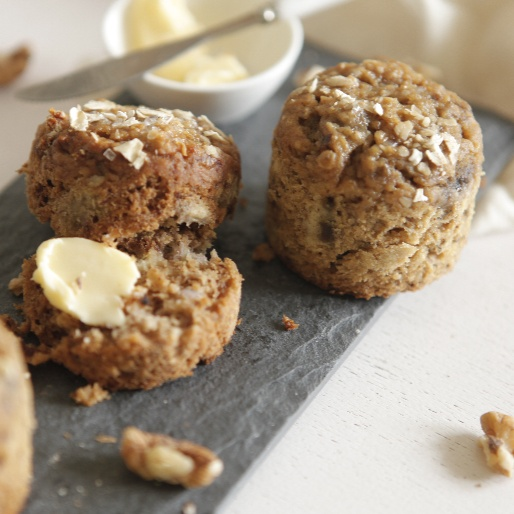 How to make Banana Oats Muffin