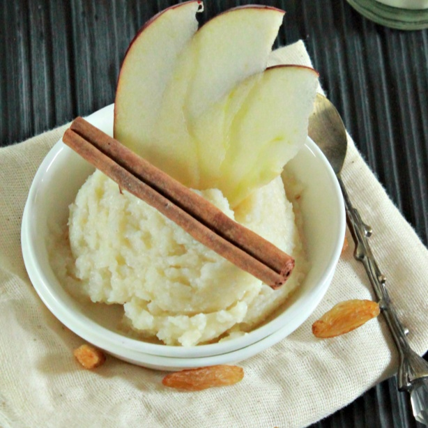 Photo of Sweet Apple rice for Infants (8+months) by BetterButter Editorial at BetterButter