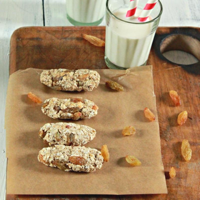 How to make फ्रूटी ओट बार्स  ( उन शिशुओ के लिए जो ऊंगली से भोजन लेते है, 1 साल + )