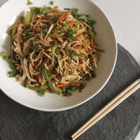 How to make Hakka Noodles
