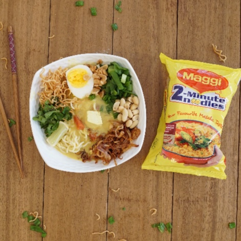 Photo of Maggi Khao Suey by BetterButter Editorial at BetterButter