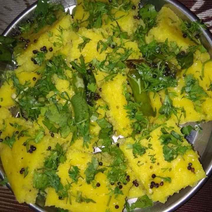 How to make Khamang Dhokla