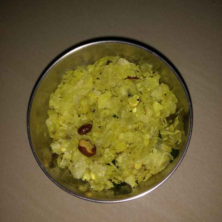 How to make అటుకుల చుడువా