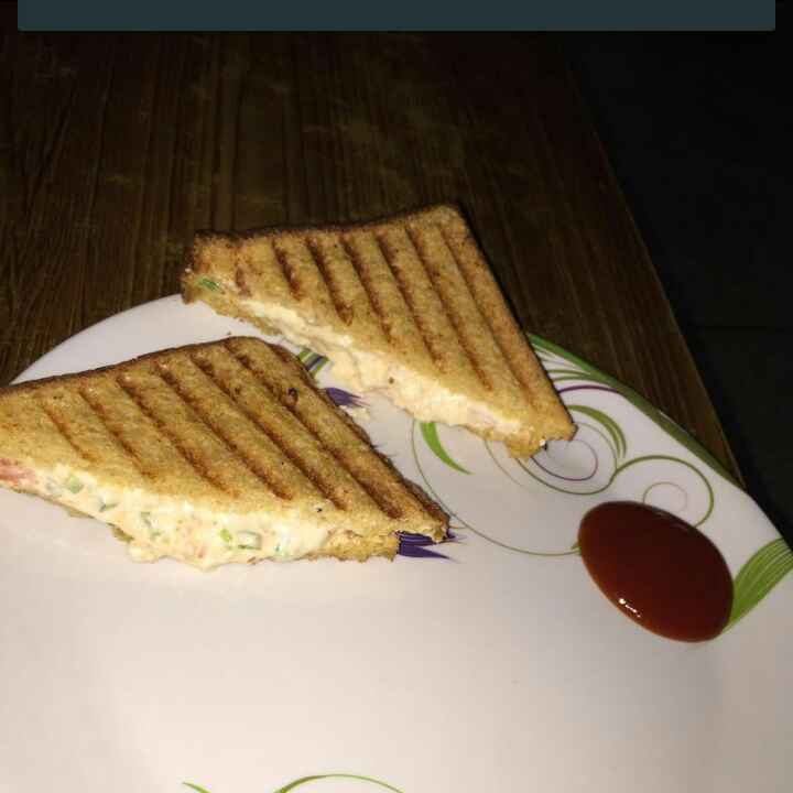 Photo of Cheezy Veg Sandwich by BHARTI MOHAN at BetterButter