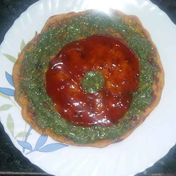 Photo of Bhel Chat Puff Roll In Wheat Dosa by Bharti Kharote at BetterButter