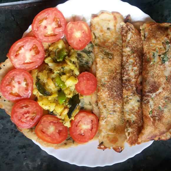 Photo of Mix Flour Healthe Dosa by Bharti Kharote at BetterButter