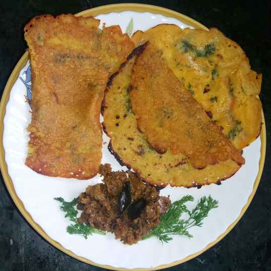 Photo of Crispy Corainder Dosa by Bharti Kharote at BetterButter