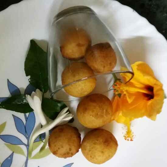 Photo of Sweet Kachori by Bharti Kharote at BetterButter