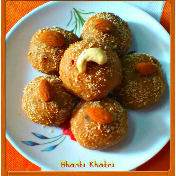 Photo of Laddu by Bharti Khatri at BetterButter