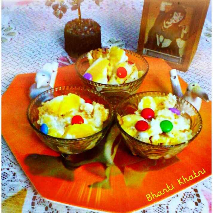 Photo of Kasata pudding by Bharti Khatri at BetterButter
