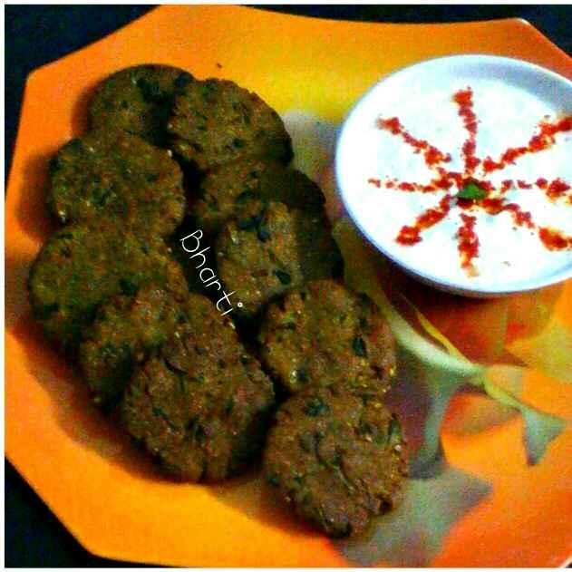 Photo of Bajari Methi Vada by Bharti Khatri at BetterButter