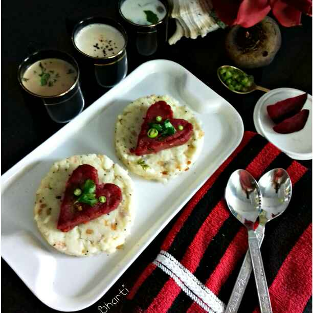 Photo of Hearty Beetroot Upma by Bharti Khatri at BetterButter