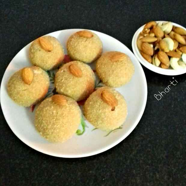 Photo of Ladoo by Bharti Khatri at BetterButter