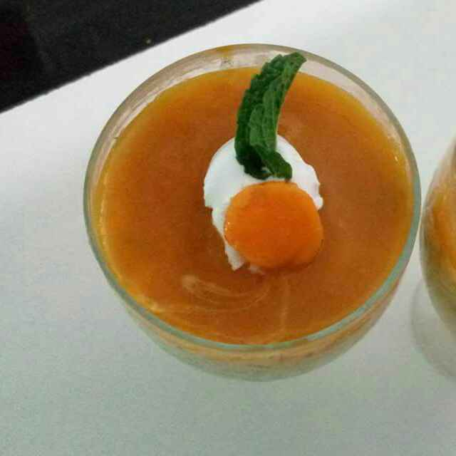 Photo of Mango Shrikhand with a twist by Bharti Navneet at BetterButter