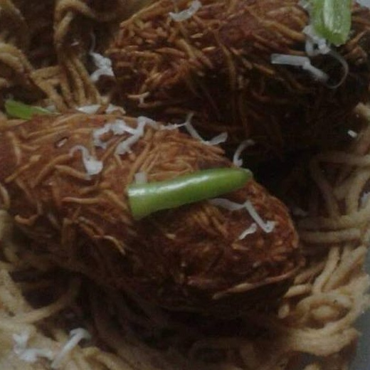 Photo of Nest Cutlets by Bharti Patni at BetterButter