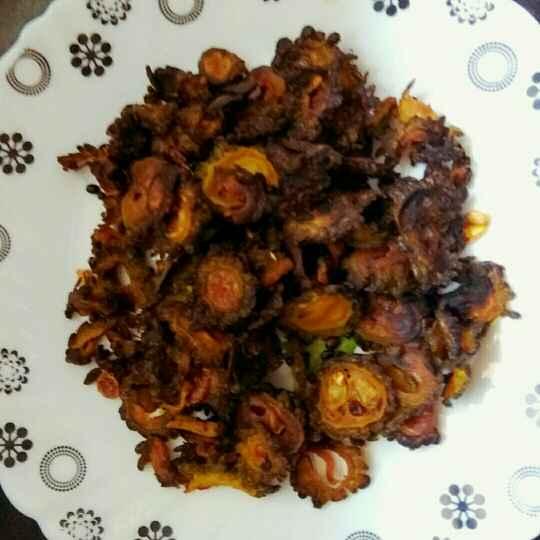 Photo of bitter gourd chips by Bhavani Murugan at BetterButter