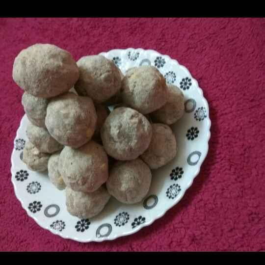 Photo of wheat sweet balls by Bhavani Murugan at BetterButter