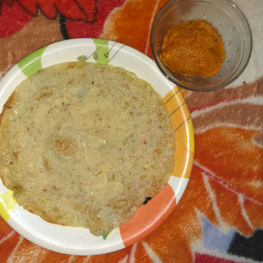 Photo of pearl millet dosa by Bhavani Murugan at BetterButter